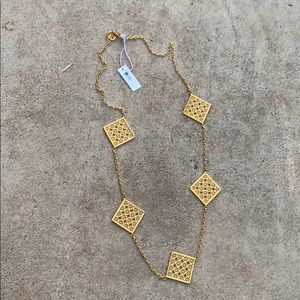 """NWT Tory Burch necklace 33"""""""